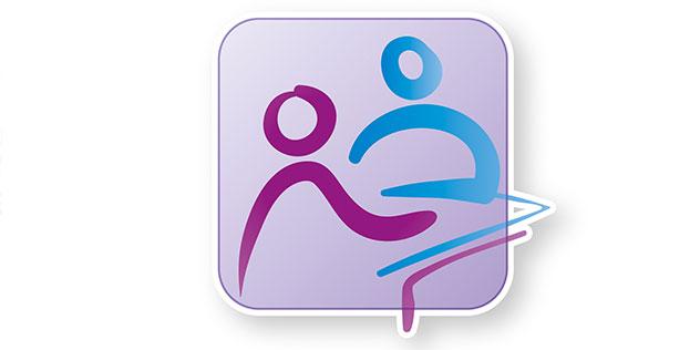 """Logo zum Angebot """"Begleitung für Geist und Seele"""",© ELKB"""