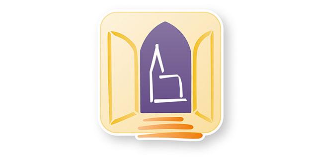 "Logo zum Angebot ""Offene Kirche"",© www.offene-kirchen-bayern.de"