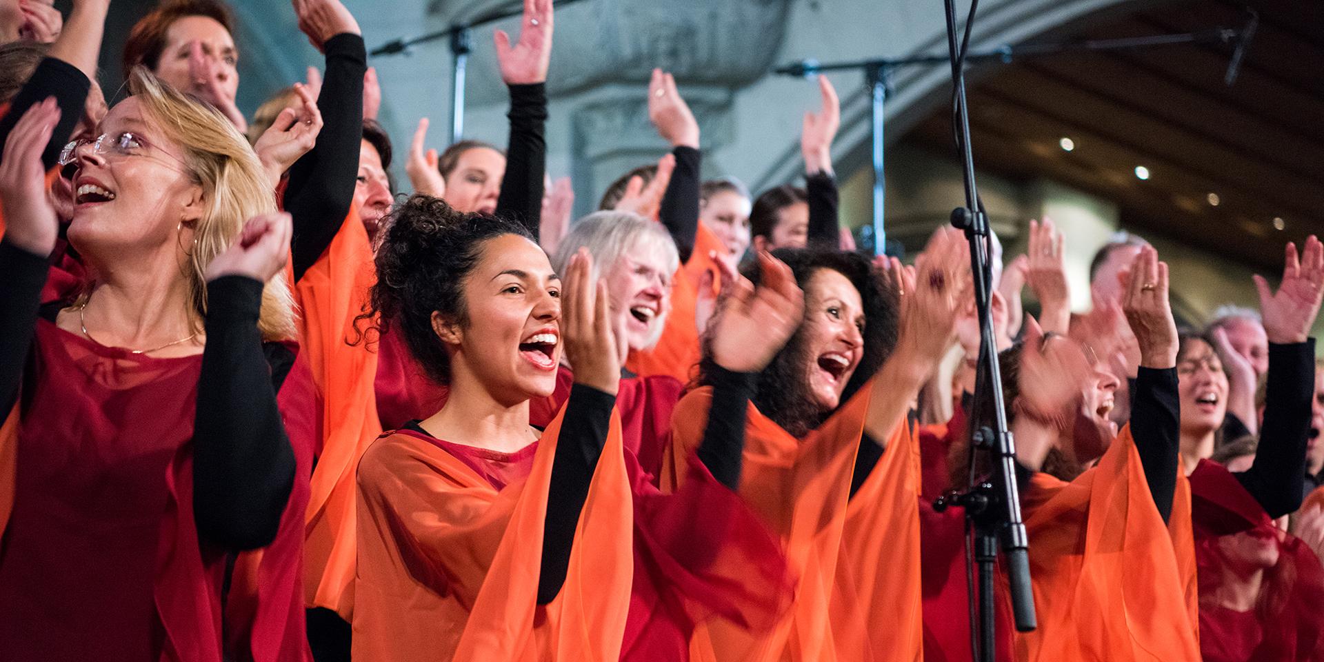 Gospelchor St. Lukas München